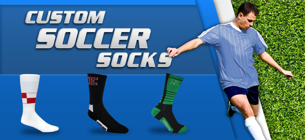 bddfda442591 Custom Soccer Socks